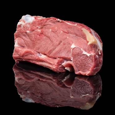 Rôti veau basse côte avec os