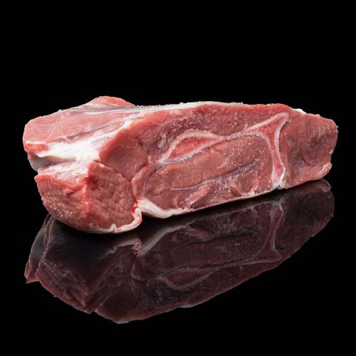Rôti veau épaule avec os
