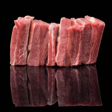 Sauté de veau avec os