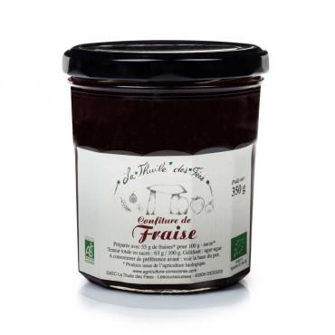 Confiture fraise Extra 320 g