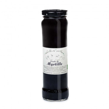 Coulis myrtille Extra 210 g