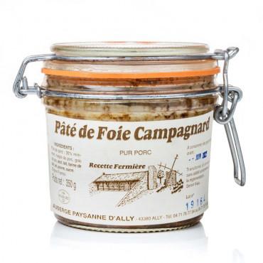 Terrine de foie 350 g