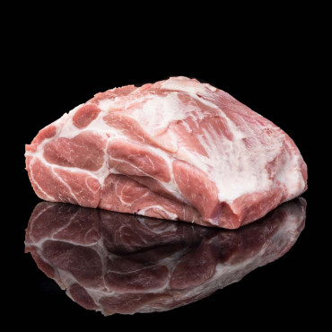 Rôti porc échine sans os